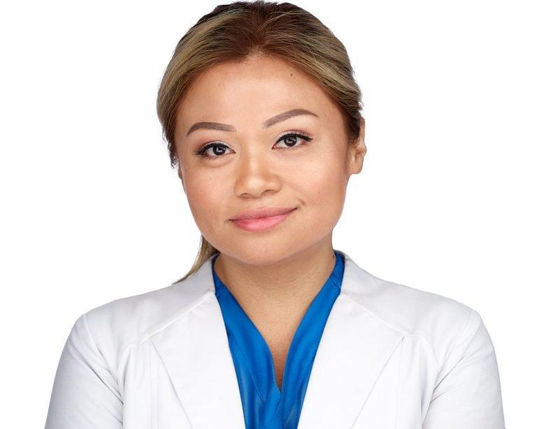 Professional Nurse Headshot NYC