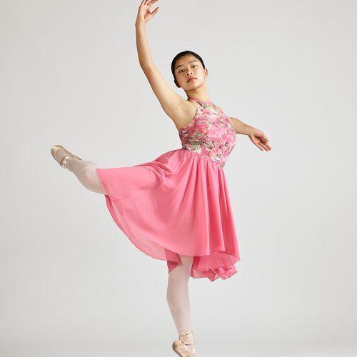 ballet attitude dance photo