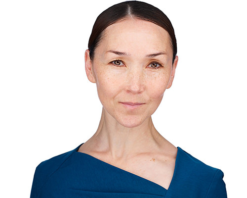 Professional Headshot White Background